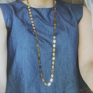 Jewelry - VINTAGE Gold Necklace